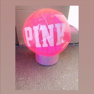 VS PINK DISPLAY BALL WITH STAND